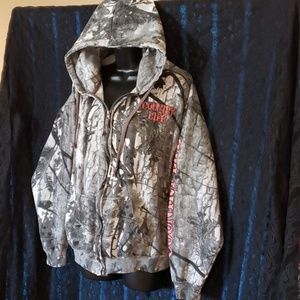 Country Life Hoodie  Size XL
